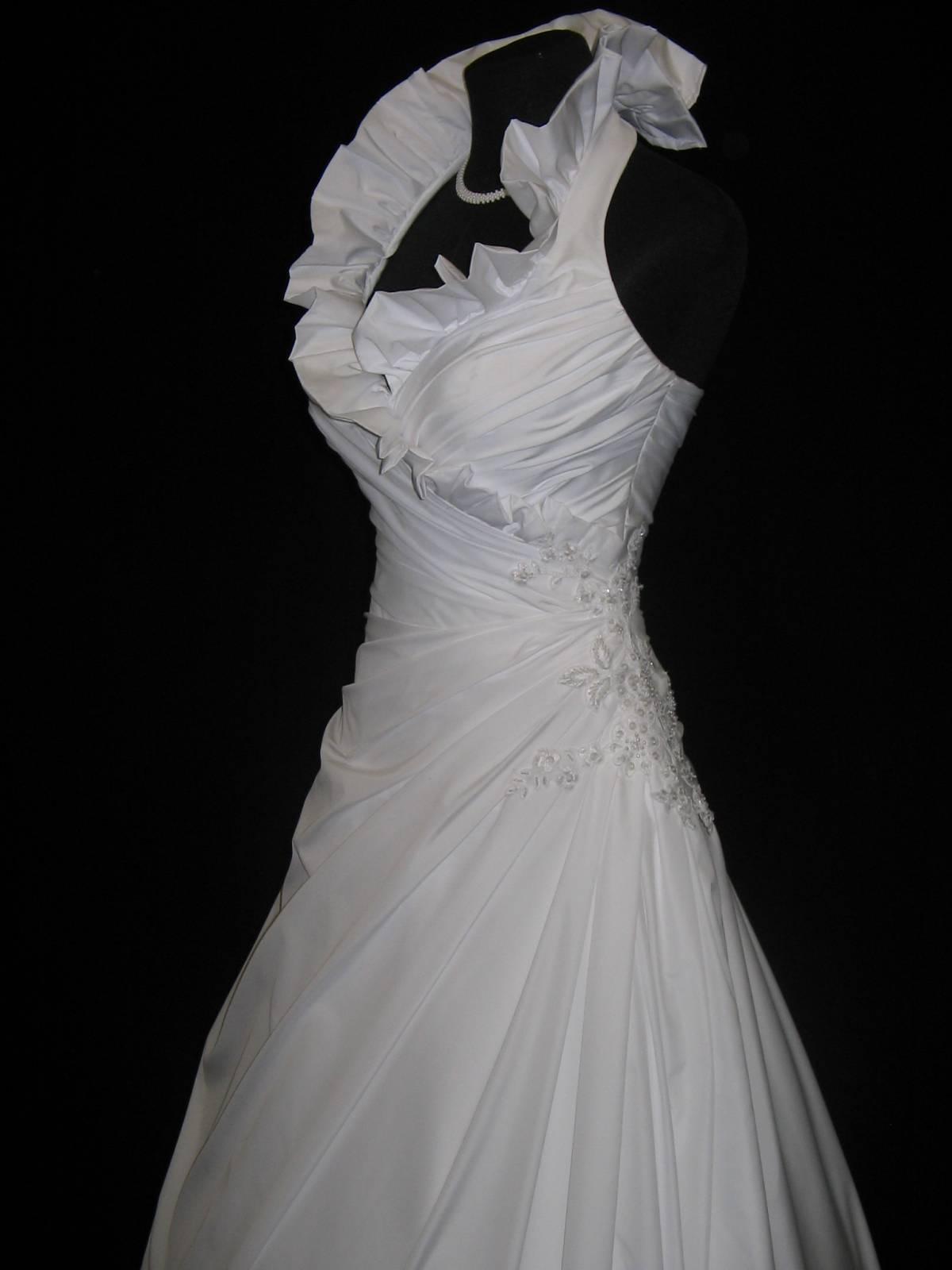 Свадебные Платья С Жабо